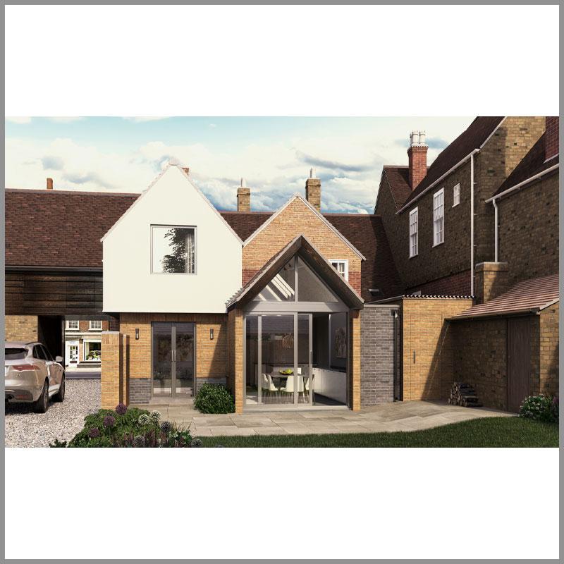 Householder, Church Street, Ampthill