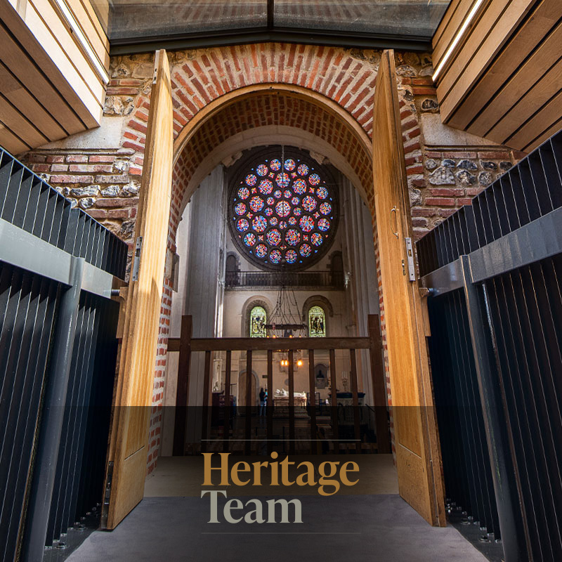 DLA Town Planing Heritage Team